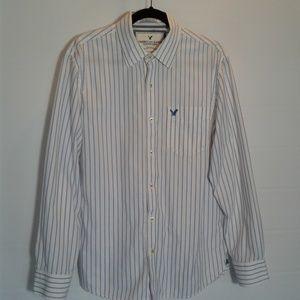 American Eagle Vintage Fit long-sleeve shirt